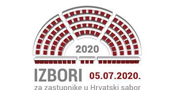 Izbori za zastupnike u RH Sabor 2020.