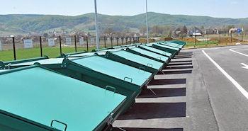Reciklažno dvorište u Jakšiću